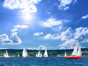 Sailing boats in Berlin - charter & sale